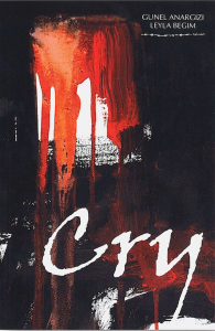 Azerbaijan book Cry launch 25 april 2019 title